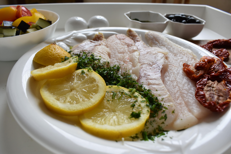 mediterrane kuche fisch