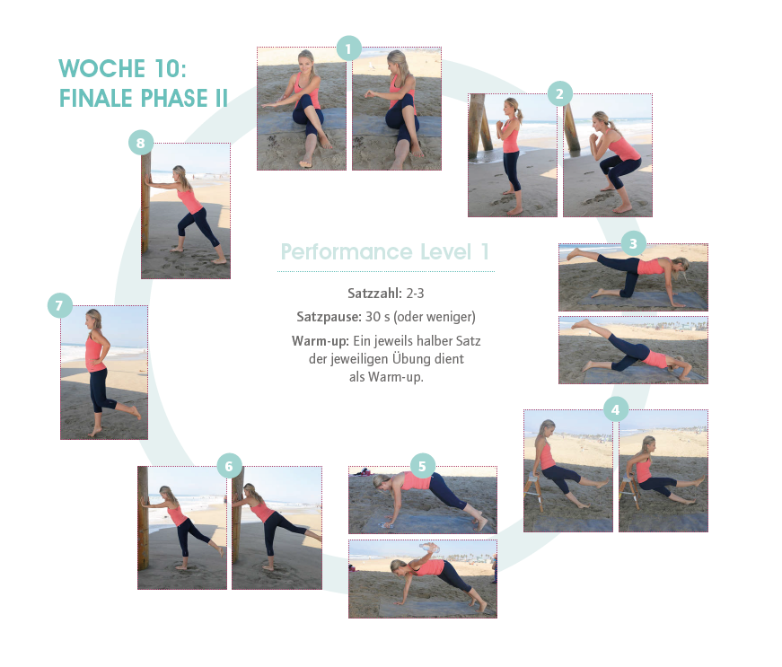 Beach Body Workout Teil 10